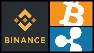 How to buy and sell Cryptocurrencys on Binance. BitCoin and Ripple