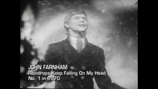 John Farnham - Raindrops Keep Falling on my Head (1970)
