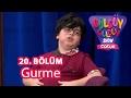 Güldüy Güldüy Çocuk Show 20 Bölüm Gurme Skeci