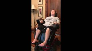 Wheelchair Stretching: Weight Shift and Pressure Relief