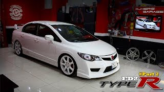 Honda Civic 2012 | FD2 TypeR Facelift #Part2