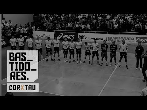 Bastidores - Corinthians-Guarulhos 2x3 Taubaté - Final Campeonato Paulista de Vôlei
