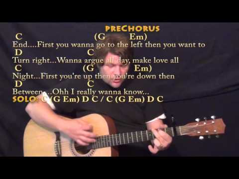 What Do You Mean Justin Bieber Easy Guitar Chords