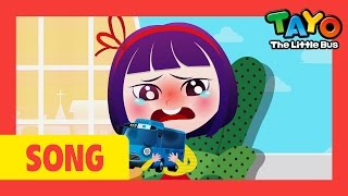 Miss Polly Had a Dolly l Nursery Rhymes #1 l Tayo the Little Bus