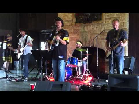 "The Bad Bad Ants - ""Get Off This"" - (Cracker Cover) - North Park Lodge, 11/11/2012"