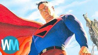 Top 10 Times Superman Was a D*ck