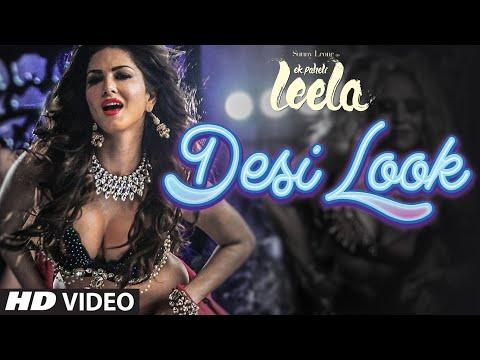 Desi Look  Sunny Leone
