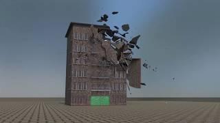 BSc Visual Effects Birmingham City University Showreel