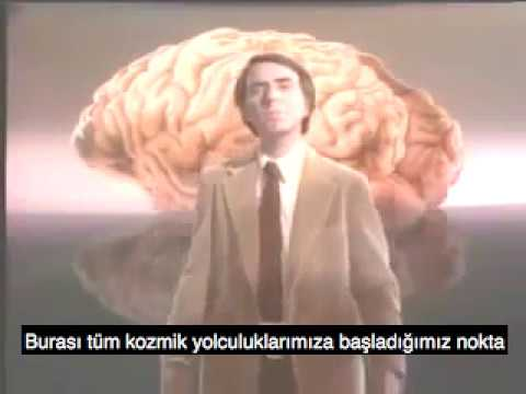 Carl Sagan: Medeniyet serebral korteksin ürünüdür