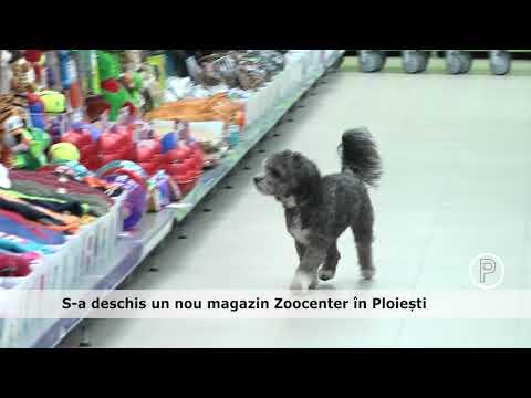 S-a deschis un nou magazin Zoocenter în Ploiești