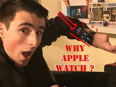 Why do people have an apple watch ?
