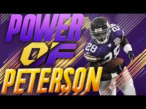 POWER OF PETERSON EPISODE 12 | USING OUR FORGOTTEN TIER SKIP UPGRADES | Madden 18 Ultimate Team