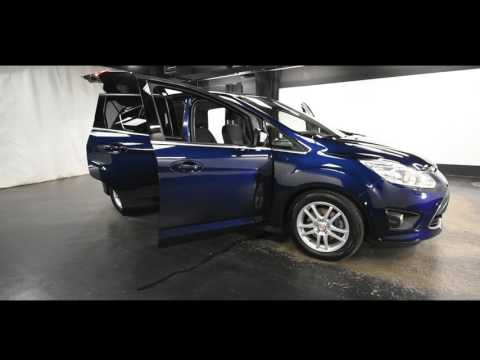 Ford C-MAX 2,0 TDCi 140 Trend 5-ov, Tila-auto, Manuaali, Diesel, KPV-105
