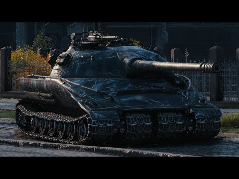 World of Tanks Object 279 (e) - 6 Kills 10,2K Damage