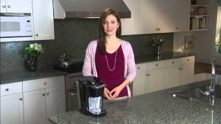 How to find the Serial Number on the Keurig® Mini Plus® Brewer