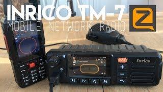 Inrico TM-7 Network Mobile Radio - Part 1 - Overview & Setup