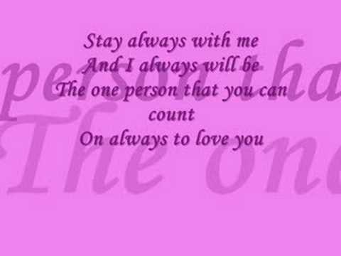 A very special love - Sarah Geronimo (lyrics)