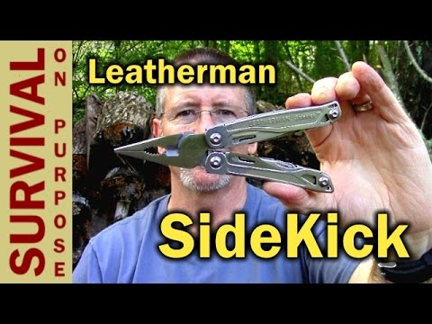 Leatherman Sidekick Review - EDC Multi Tool