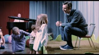 Fred Rogers, our friend and neighbor