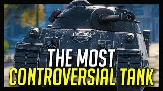 ► The Most Controversial Tank + Team Damage - World of Tanks Chrysler K GF Gameplay