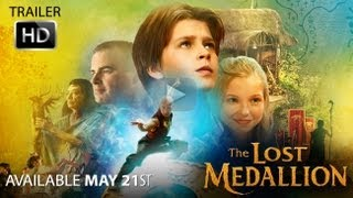 The Lost Medallion: The Adventures of Billy Stone (2013) Video