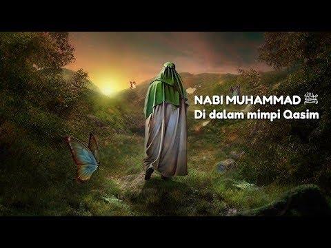 Nabi Muhammad ﷺ , Didalam mimpi Muhammad Qasim