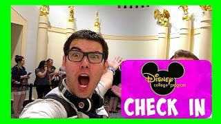 DISNEY COLLEGE PROGRAM FALL 2018 | CHECK IN, TRADITIONS, HOUSING, DCP FIRST WEEK, ROOMATES, ROLES