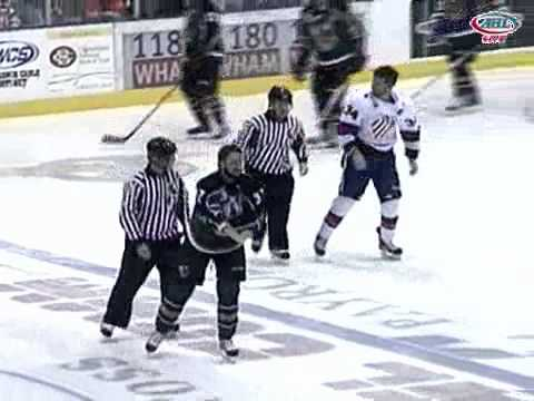 Eric Selleck vs. Rick Rypien