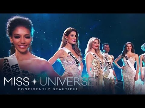 Meet the Miss Universe 2019 Top 5 | Miss Universe 2019
