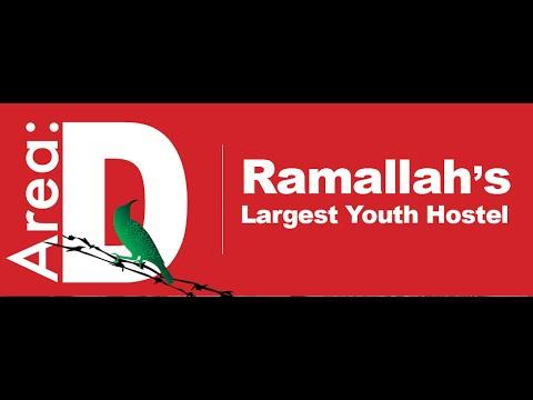 Area D Hostel, Ramallah, Palestine hostel