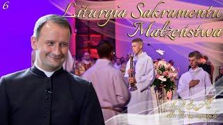 ZARĘCZYNY I CO DALEJ? - Q&A DLA NARZECZONYCH |Oprawa liturgiczna - kto mówi kazanie? [#6]