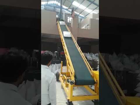 Stacker Belt Conveyor
