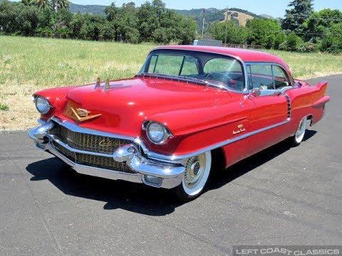 Video of 1956 Eldorado Seville located in Sonoma California - QD3M