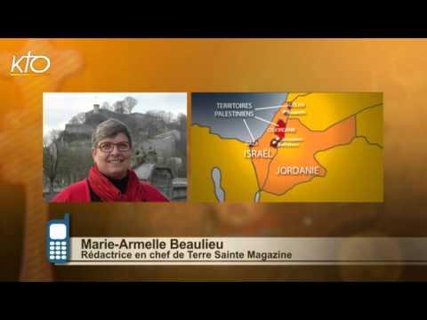 Parole d'Orient - Marie-Armelle Beaulieu