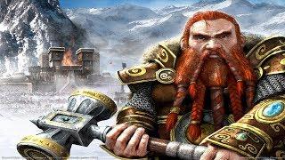 Heroes of Might and Magic V: Hammers of Fate (сложность - герой) -  Северные кланы  #1