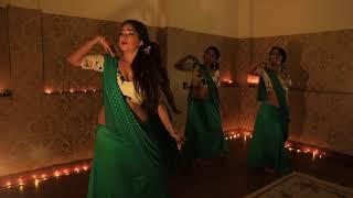 AAJ JAANE KI ZIDD NA KARO | FARIDA KHANUM | BANJARA SCHOOL OF DANCE