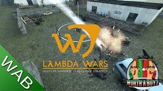 Lambda Wars - Fridays free Game
