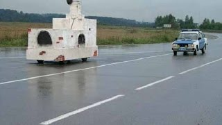 Нарезка приколов 2015.Приколы и столкновения на дороге ,Garf-REZKA(3)
