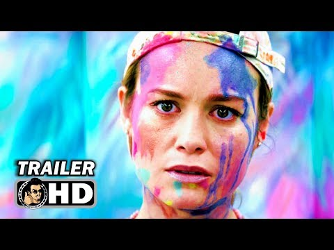UNICORN STORE Trailer (2019) Brie Larson, Samuel L. Jackson Netflix Movie