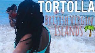 TORTOLA, BRITISH VIRGIN ISLAND TRAVEL VLOG!!
