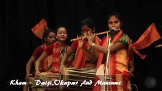 Bodo Traditional Music - Played By Sipung Harimu Afad(Girls) Team