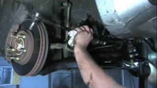 Replacing the Rack and Pinion