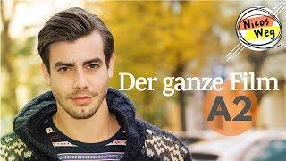 """Deutsch lernen (A2): Ganzer Film auf Deutsch - """"Nicos Weg""""   Deutsch lernen mit Videos   Untertitel"""
