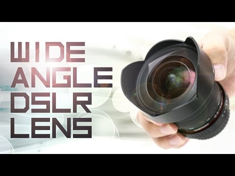 Affordable wide angle lens [Samyang 14mm review]