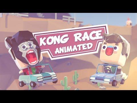 Porty & Vláďa - Kong Race (ANIMACE)