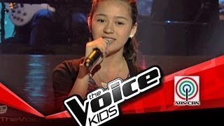 "The Voice Kids Philippines Blind Audition ""Royals"" by Stacy"
