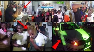 FELLA MAKAFUI CR!ES AS MEDIKAL BUYS HER MOTHER A CAR AND OPENS A NEW SUPERMARKET FOR HER