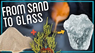 Primitive Glassmaking (Creating Glass from Sand)