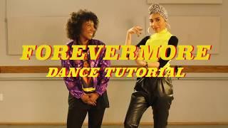 "YUNA ""FOREVERMORE"" DANCE TUTORIAL"