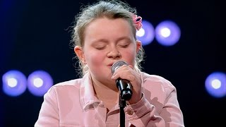 Merlijn   'Don't Worry About Me' | Blind Auditions | The Voice Kids | VTM